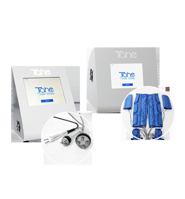aparatos radiofrecuencia presoterapia