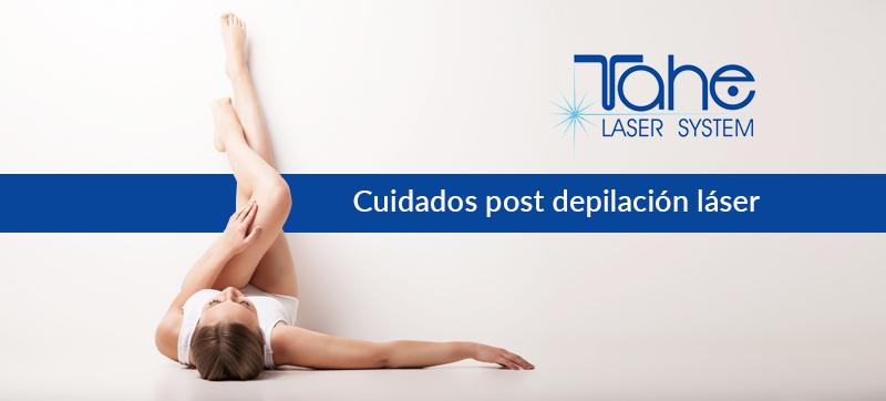 cuidados depilación láser